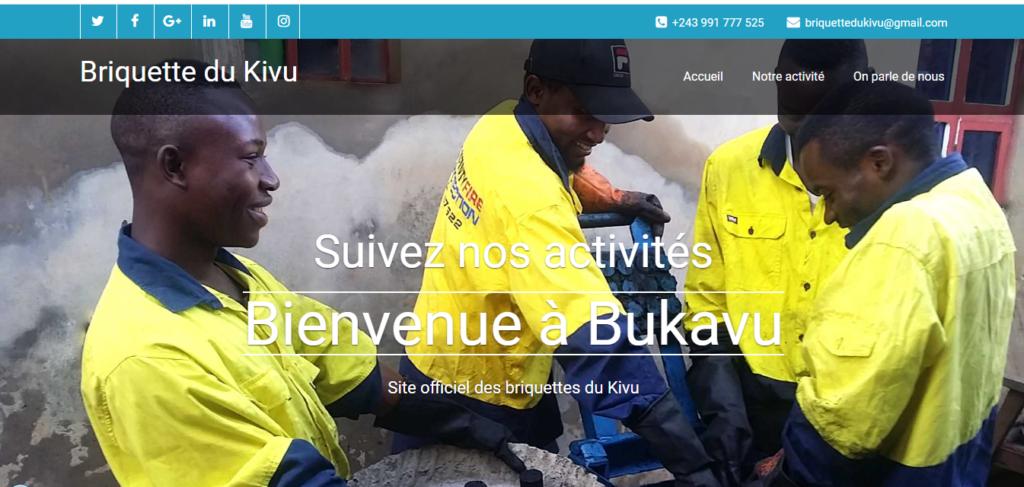 briquette du Kivu